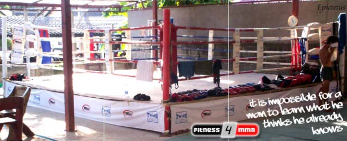 MMA Gyms