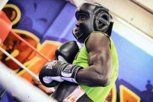 kopfschutz beim boxen