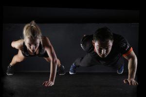 Bauch bewusst trainieren